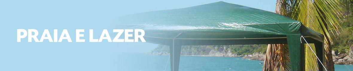 Banner Praia e Lazer