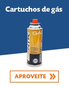 Cartuchos de gás