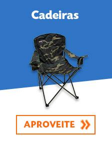Cadeiras de camping