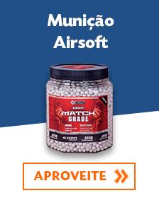 Munição de Airsoft